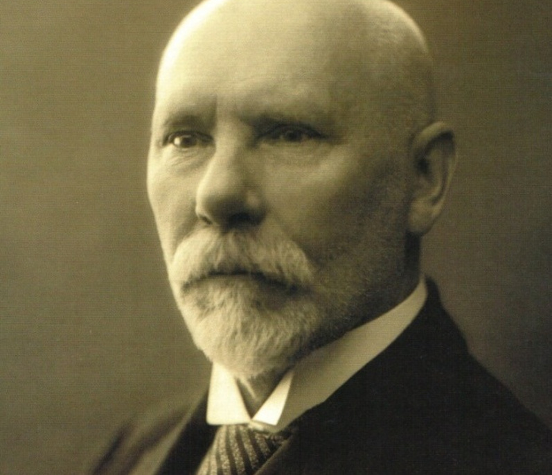 Jānis  Čakste.