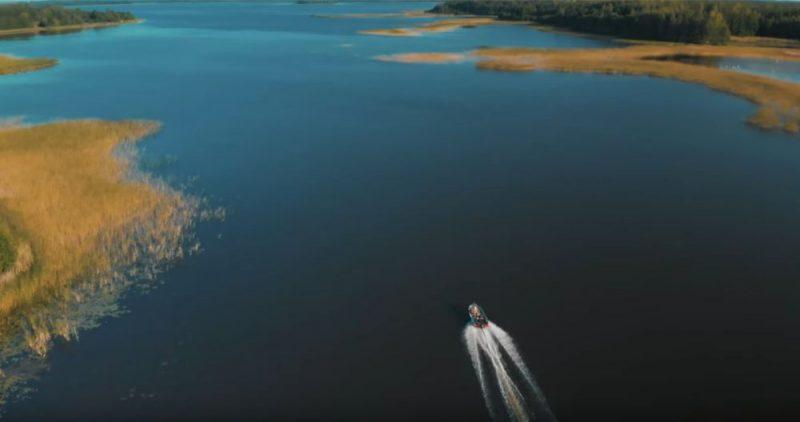 Rušona ezers