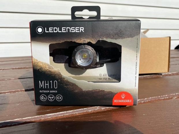 Pieres lukturīts LED Lenser MH10.