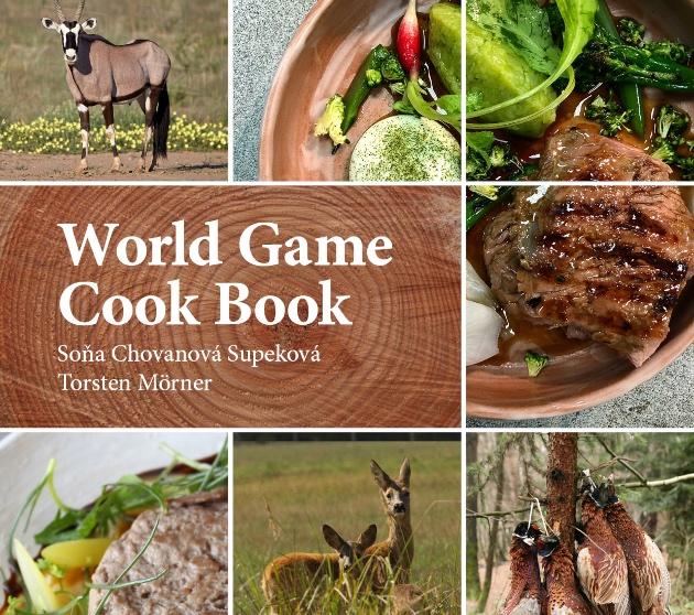CIC pasaules medījumu gaļas recepšu grāmata.