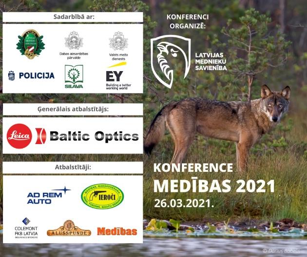 "Konference ""Medības 2021"""
